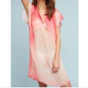 Love Tanjane Tie-dyed tunic NWOT